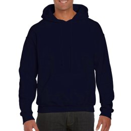 Gildan - 12500 - DryBlend Adult Hooded Sweat - navy