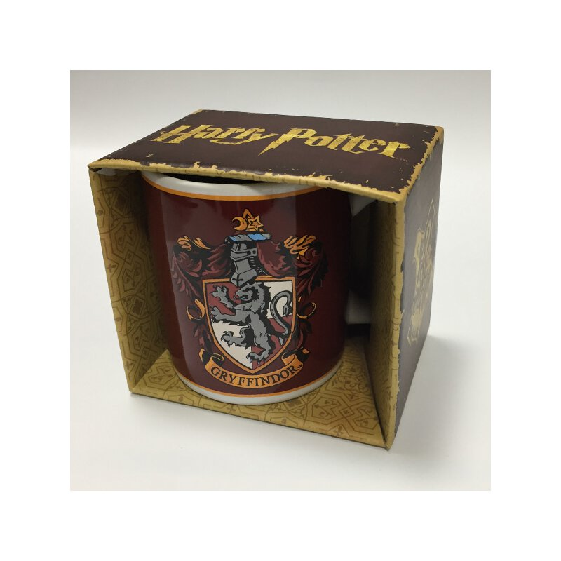 Harry Potter - Gryffindor - Tasse
