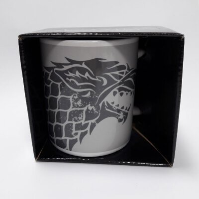 Game Of Thrones - Tasse - Haus Stark