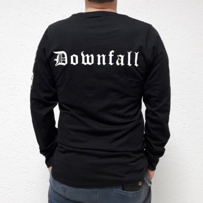 World Eater - Downfall - Long Sleeve - black