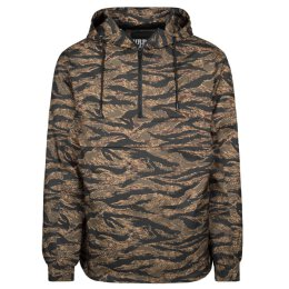 Urban Classics - TB1878 - Tiger Camo Pull Over - wood camo
