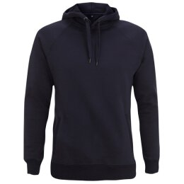 Continental - N50P Pullover Hood Side Pockets - navy blue