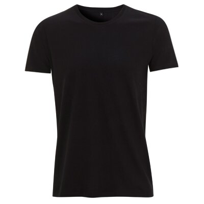 Continental - N18 - Mens/Unisex Slim Cut T-Shirt - black