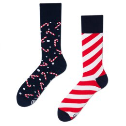 Many Mornings Socks - Sweet X-Mas - Socken