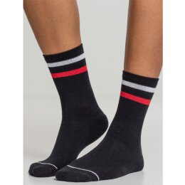 Urban Classics - TB1883 - 3-Tone College Socks - 2er Pack...