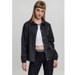 Urban Classics - TB2018 - Ladies Coach Jacket - black
