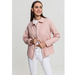 Urban Classics - TB2018 - Ladies Coach Jacket - lightrose