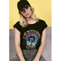 Grateful Dead - Ladies Head Tee - black