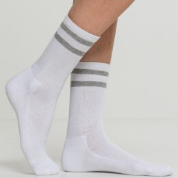Urban Classics - TB2160 - 2-Stripe Socks - 2 Pack -...