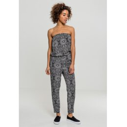 Urban Classics - TB1955 - Ladies Viscose Bandeau Jumpsuit...
