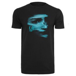 Korn - Face - T-Shirt - black