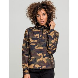 Urban Classics - TB2015 Ladies Camo Pull Over Windbreaker...