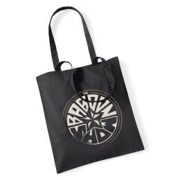 Baboon Show, The - New Logo - Tote Bag (Jutebeutel) - black