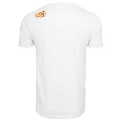 Turn Up - Whatever - T-Shirt - white