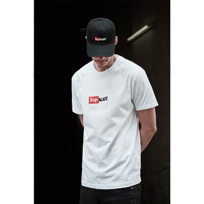 Turn Up - Collab - T-Shirt - white