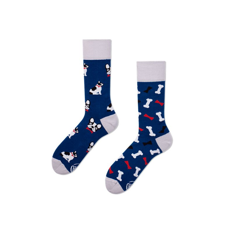 Many Mornings Socks - Dog Affair - Socken