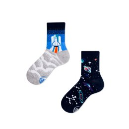 Many Mornings Socks - Space Trip - Kids Socken
