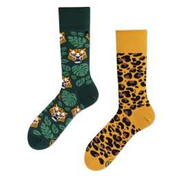 Many Mornings Socks - El Leopardo - Socken