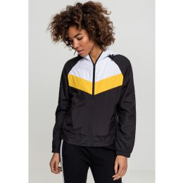 Urban Classics - TB2009 - Ladies 3-Tone Windbreaker -...