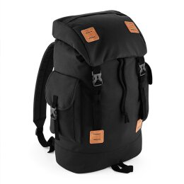 Bagbase - BG620 Urban Explorer - black/tan