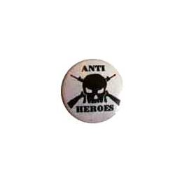 Anti Heroes - Button
