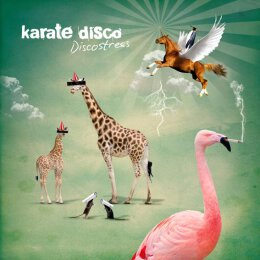 Karate Disco - Discostress - CD