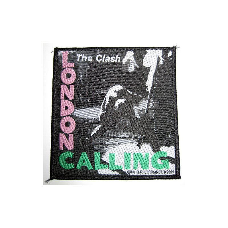 Clash, the - London Calling - Patch