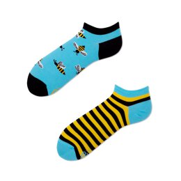 Many Mornings Socks - Bee Bee Low - Socken