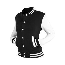 Urban Classics - TB218 Ladies 2 Tone Sweatjacket -...