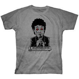 Fresse Shirts - An Unknown Artist - T-Shirt - Heather Grey