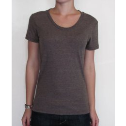 American Apparel - TR301 - Tri Blend - Girl Shirt - tri...