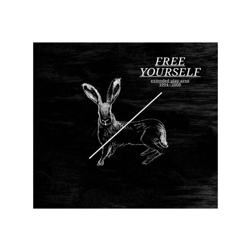 Free Yourself - Extended Play Area - LP + DVD