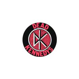 Dead Kennedys - Logo - Button