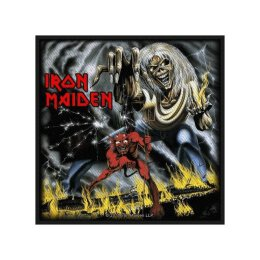 Iron Maiden - Number Of The Beast - Patch