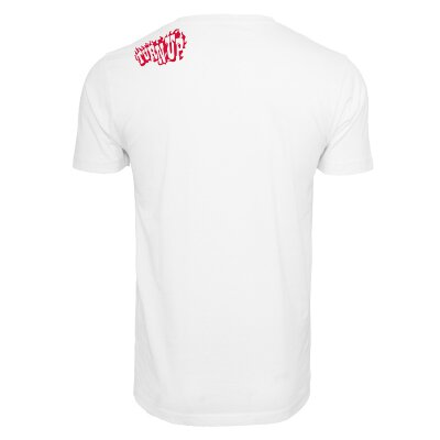 Turn Up - Pizza Slice - T-Shirt - white