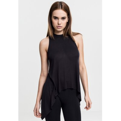Urban Classics - TB1509 - Ladies Hilo Viscose Top - black