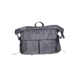 Urban Classics - TB2263 - Nylon XXL Traveller Bag - black