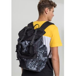 Urban Classics - TB2153 - Backpack With Multibags - dark...