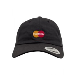 Turn Up - CashMoney Dad Cap - black - osfa