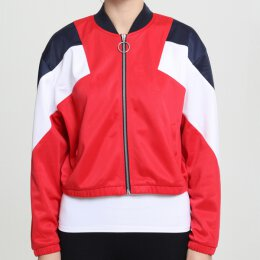 Urban Classics - TB2361 Ladies 3-Tone Track Jacket -...