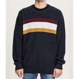 Urban Classics - TB2525 Block Sweater -...