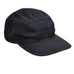 Flexfit / Yupoong - 7005 - 5 Panel Jockey Cap - black