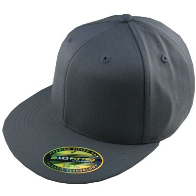 Flexfit 210 fitted - charcoal