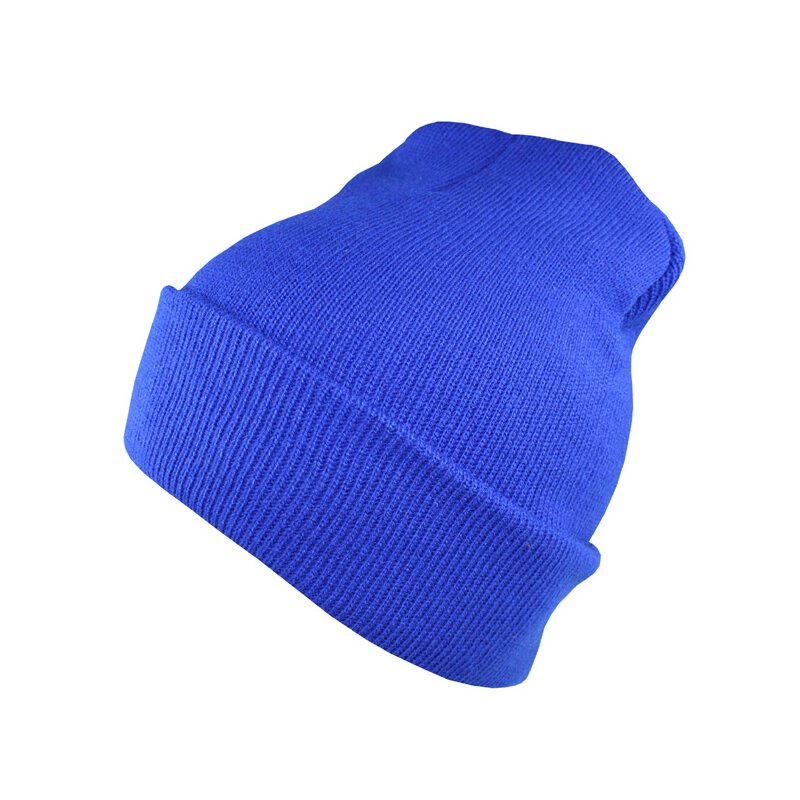 Flexfit - Premium Heavy Weight Long Beanie Beanie - royal