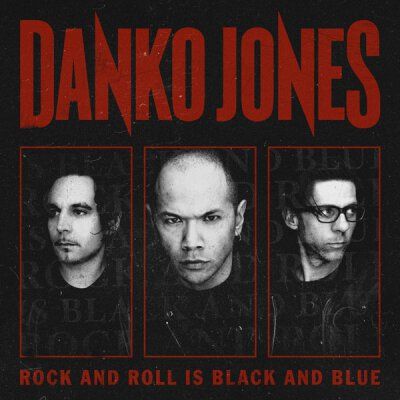 Danko Jones - Rock And Roll Is Black And Blue - LP + MP3