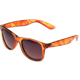 Groove Shades - Wayfarer Style - Sonnenbrille - amber