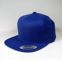 Flexfit - Snapback - royal