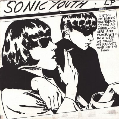 Sonic Youth - Goo - LP