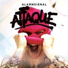 Alarmsignal - Attaque - LP + MP3