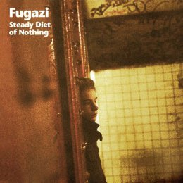 Fugazi - Steady Diet Of Nothing - LP + MP3